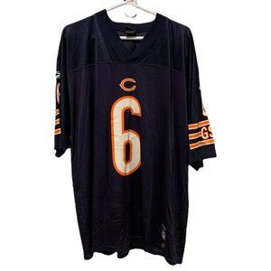 Reebok NFL Team Apparel Chicago Bears Jay Cutler Jersey Large